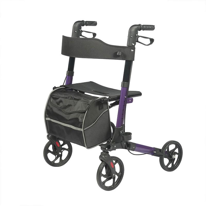 Europeisk stil Rollator för äldre människor