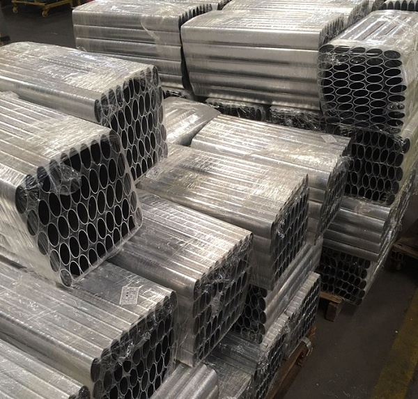 Halffabrikaten voor rollatorproductie