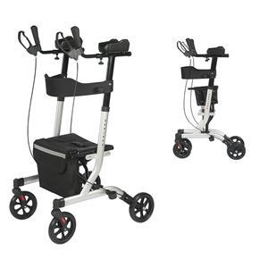 Upprätt Rollator Walker - Stå upp Rollator Walker med underarmsstöd för äldre