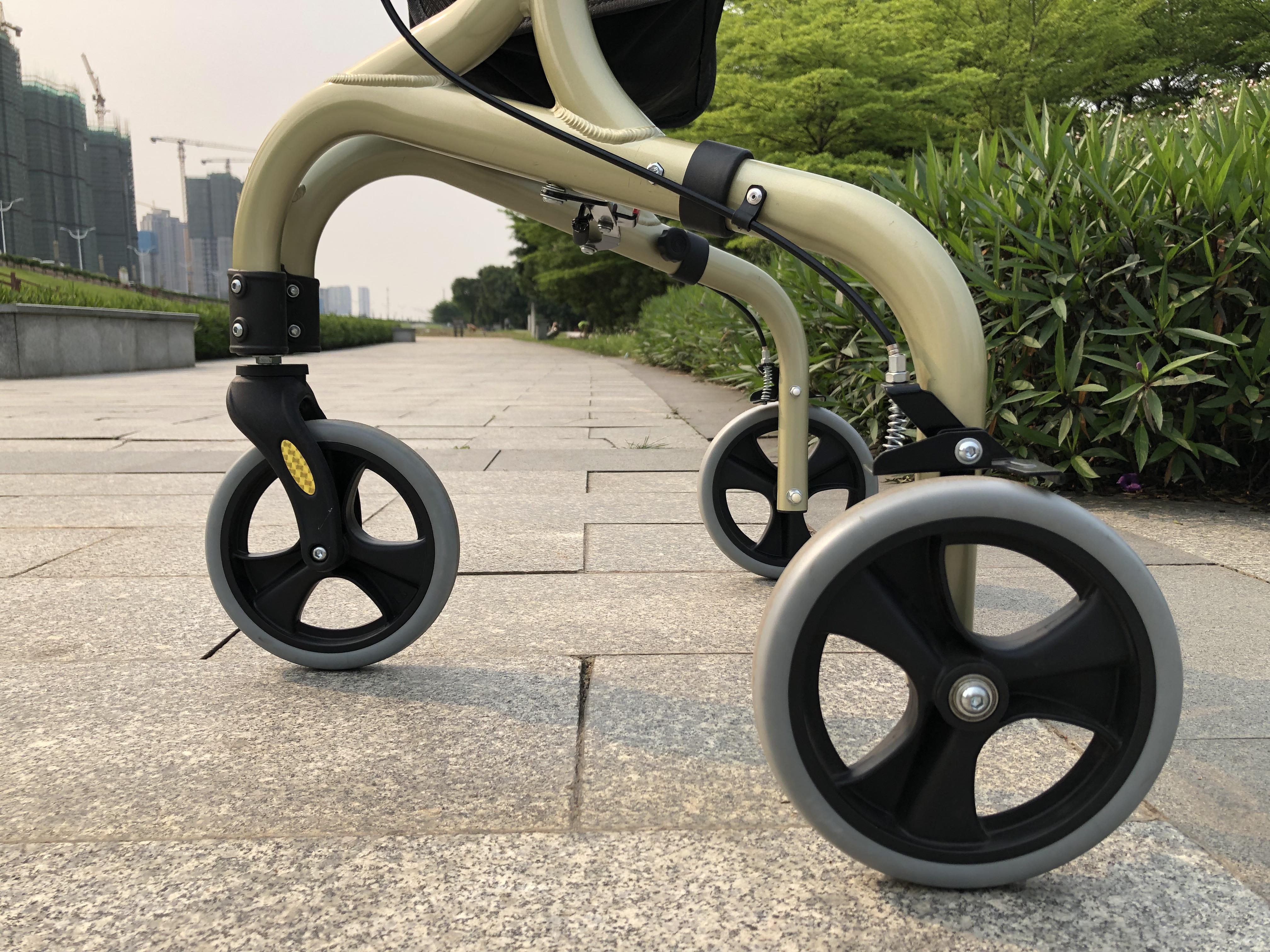 New design rollator