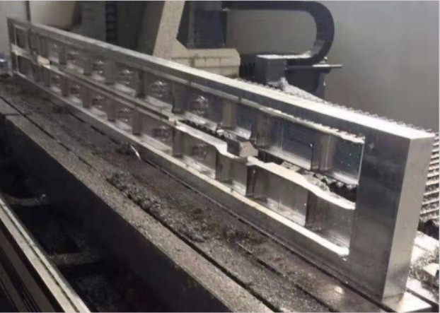 Cnc Machine For Aircraft Parts Making