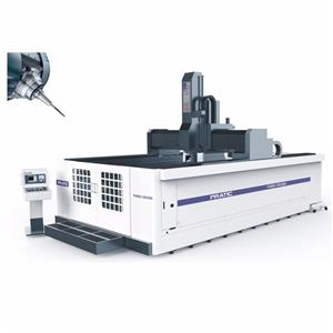 Cnc Machine Tool For Processing Airplane Parts