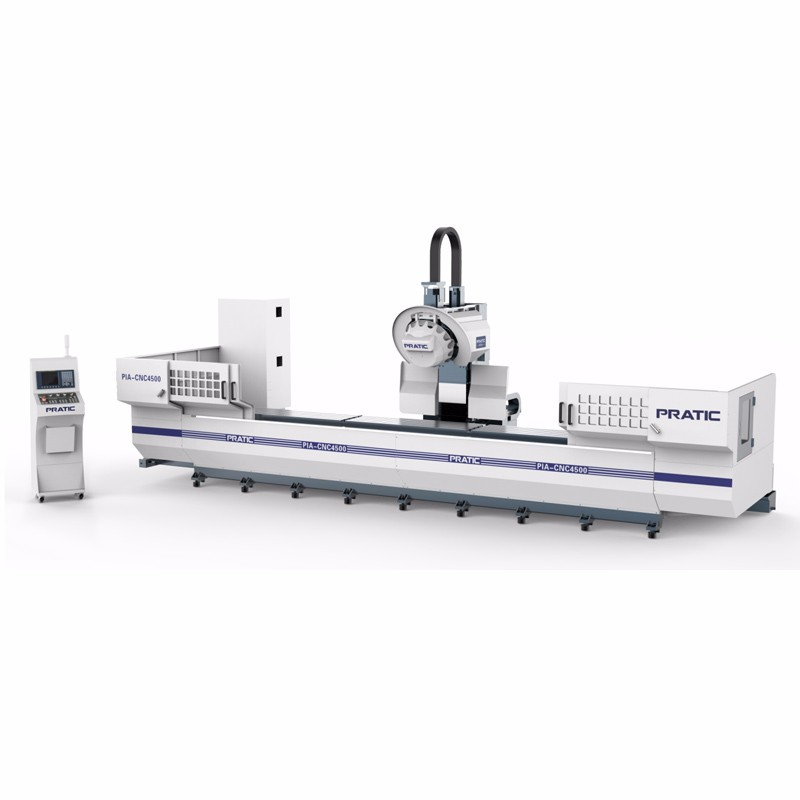 Cnc Machine For Processing Aluminum Window Frame