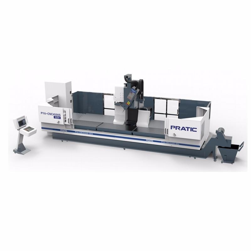 4 축 CNC 기계에 대한 처리 알루미늄 창
