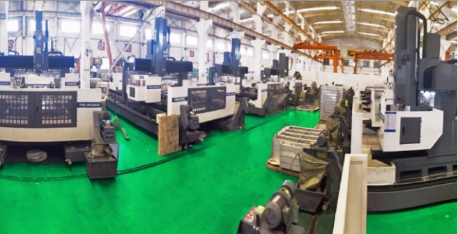 Gantry Machining Center For Auto Parts Processing