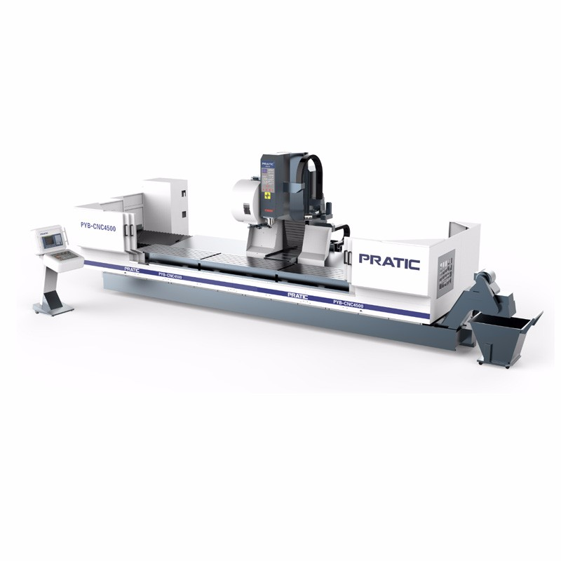 Cnc Machining Center For Auto Parts Making