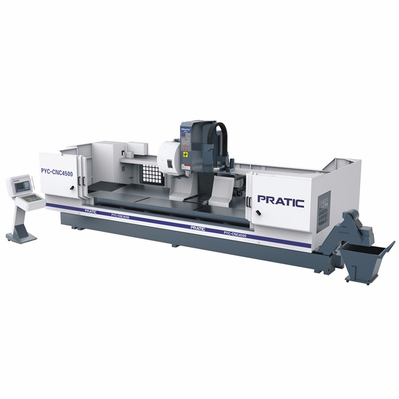 CNC Para Railway Processing Equipment
