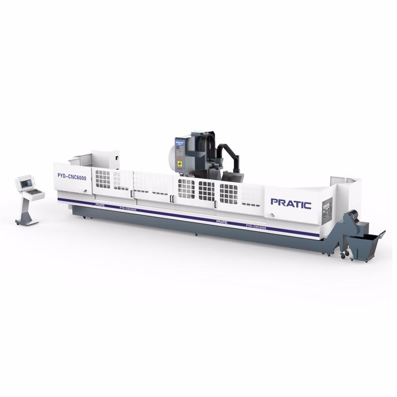 CNC-Bearbeitungszentrum für Zugteile Herstellung