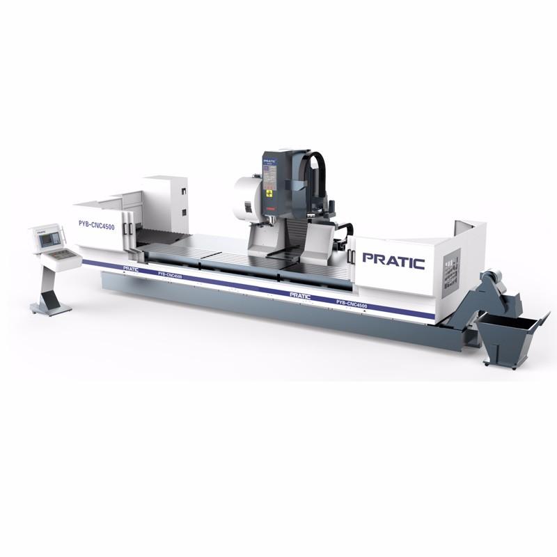 CNC-Drehmaschine Maschine zur Herstellung von Bahnteilen