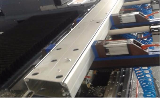 Cnc Lathe Machine For Producing Railway Parts