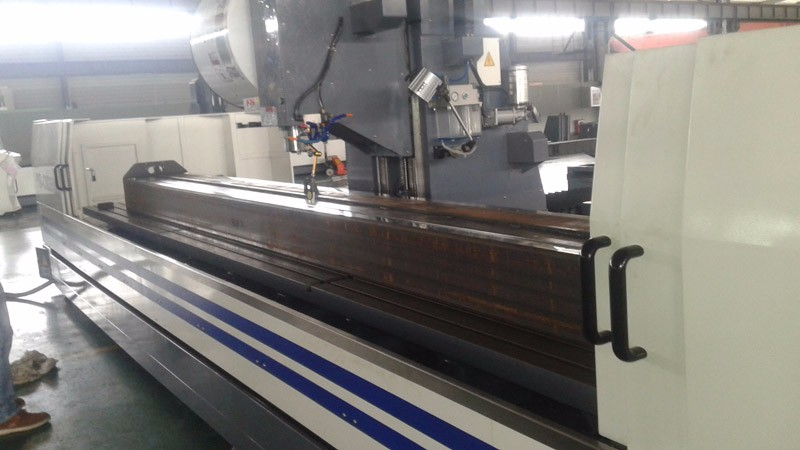 Cnc Machine For Processing Machinery Parts