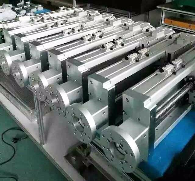 4 Axis Cnc Machining Center For Making Machine Parts