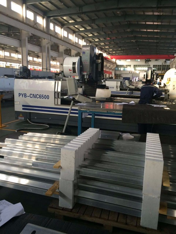 Gantry Machining Center For Processing Mechanical Part