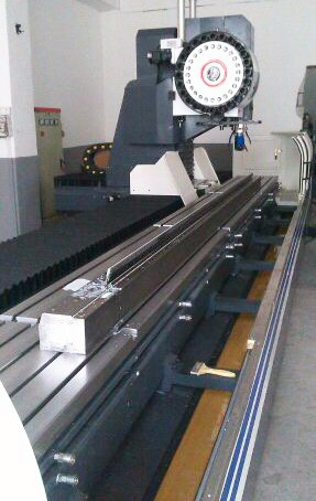 Cnc Precision Machine For Manufacturing Molds