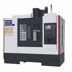 Cnc Milling Machine For Machinery Parts Processing
