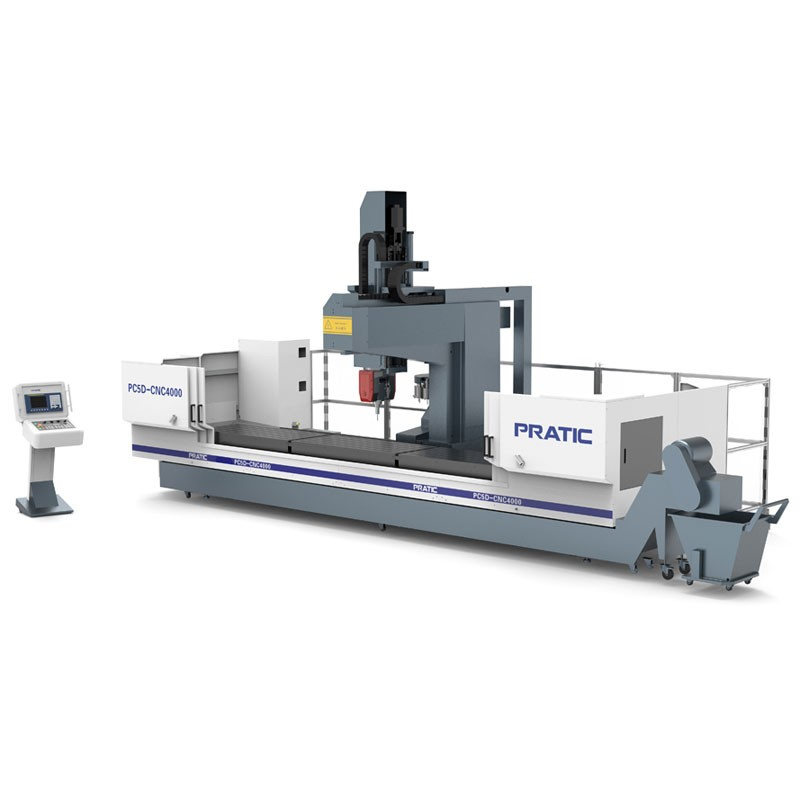 5 Axis Machining Center For Making Machinery Components