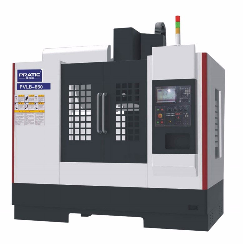 Cnc Milling Machine For Auto Parts Making