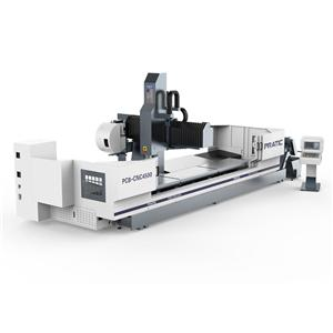 Cnc Machine Tool For Making Rail Transit Components