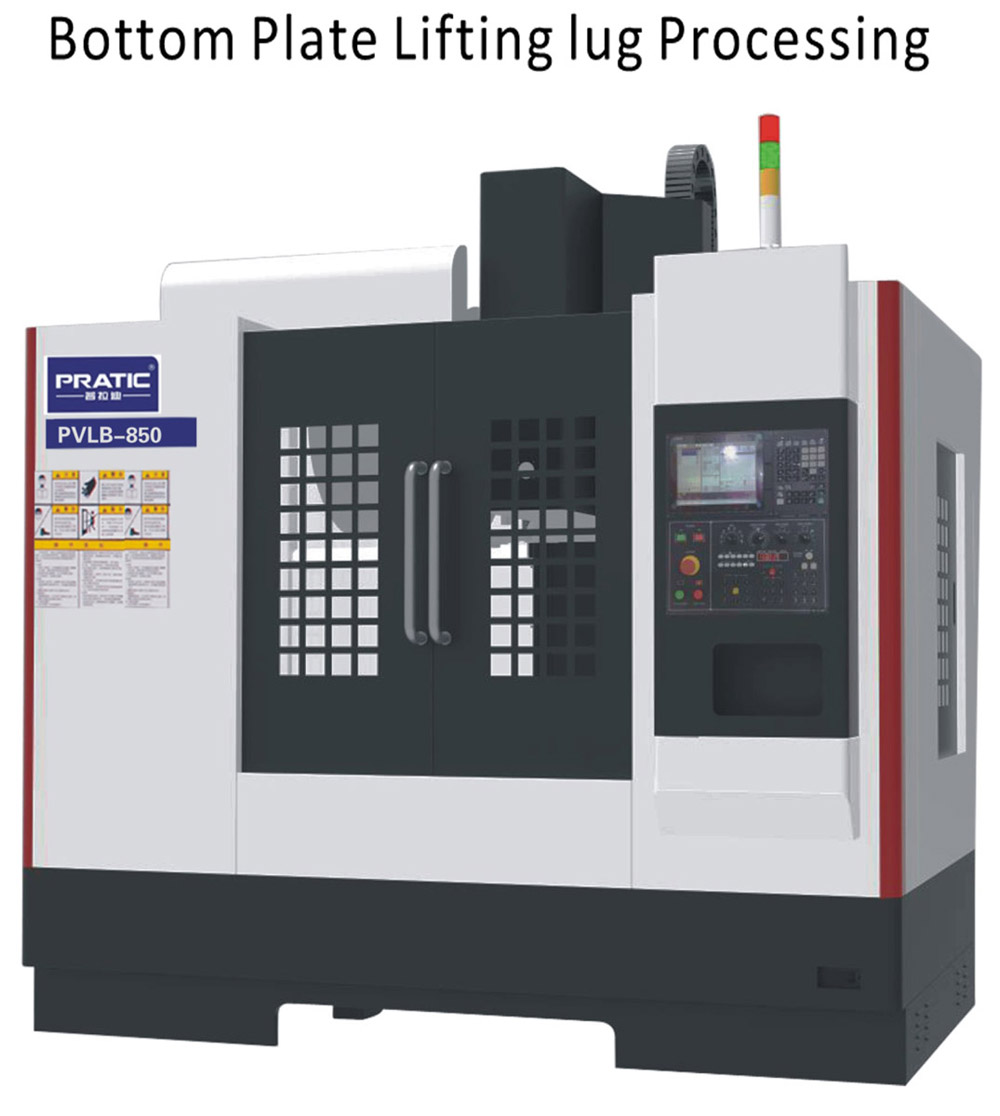 4 अक्ष सीएनसी मशीन