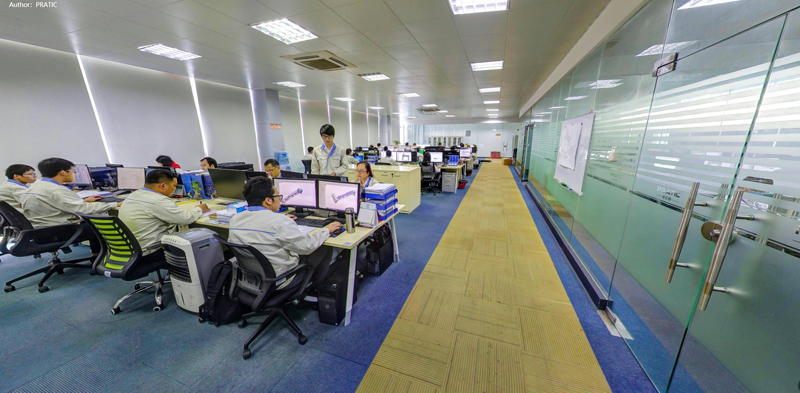 cnc işleme merkezi