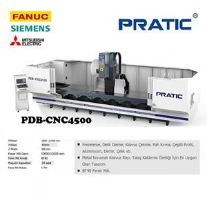 PDB-CNC metal kalıp işleme makinesi