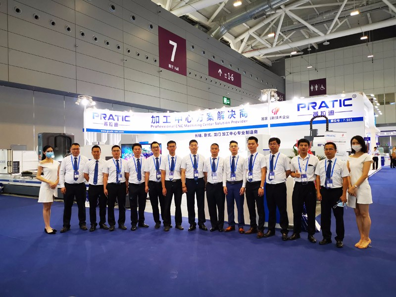 PRATIC Achieved Much in ITES 2020 (the 21st SIMM) Exhibition