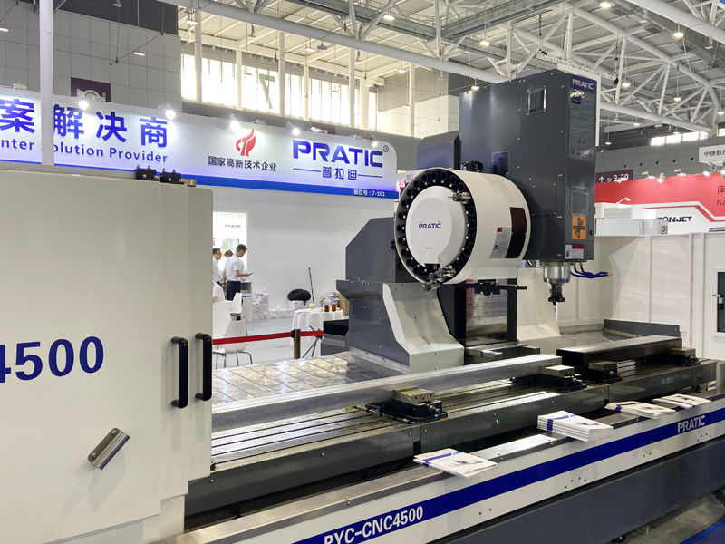 metalwoking cnc machine