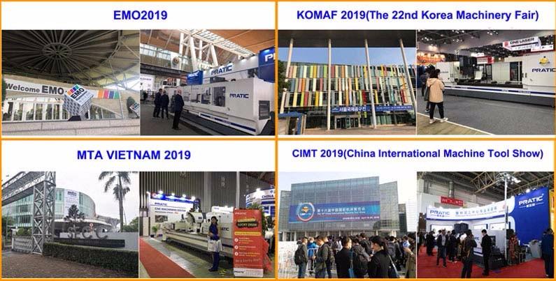 PRATIC 2019 Trade Shows - All