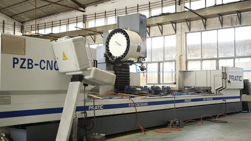 Why PRATIC Moving Column CNC Machining Center Is a Better Choice