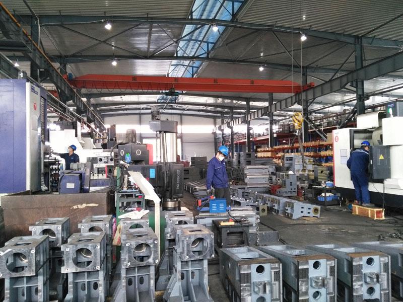 aluminum processing equipment