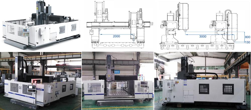 3 Axis Machine