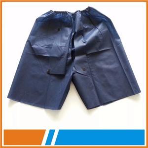 Pantalones cortos desechables