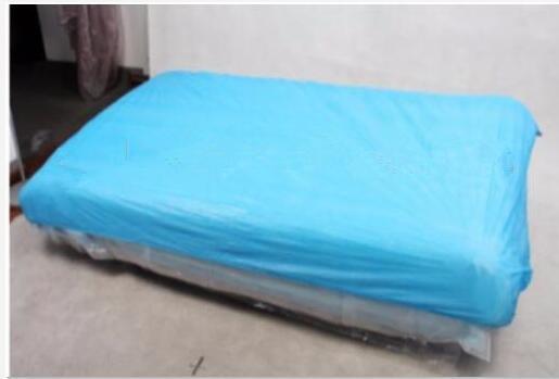 funda de colchón desechable CPE