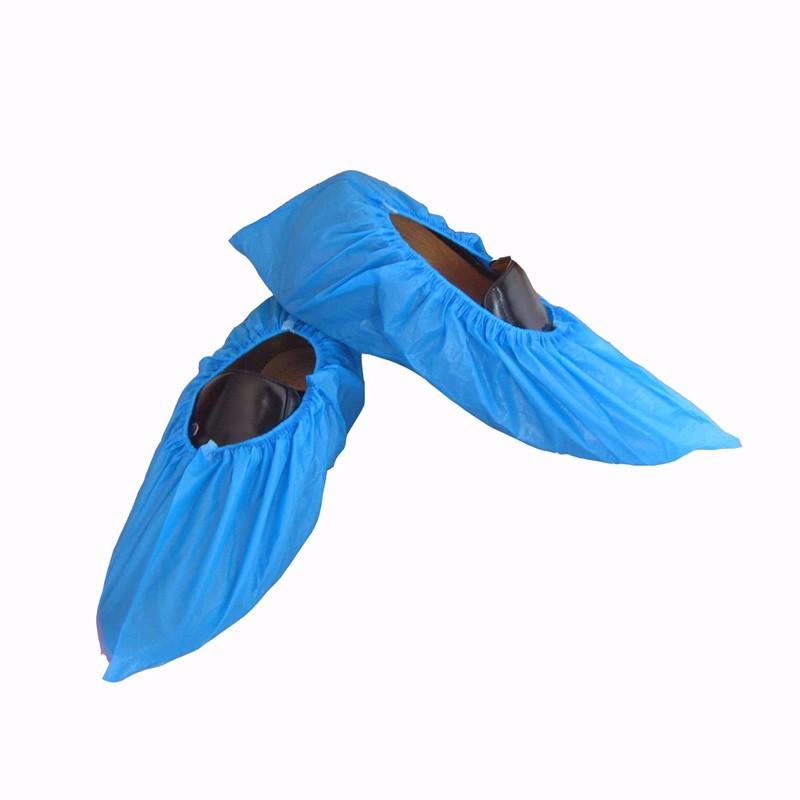 Disposable CPE Plastic Shoe Covers
