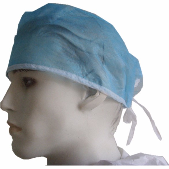 Disposable Surgery Caps With Ties