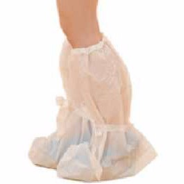 Cubiertas desechables para botas CPE