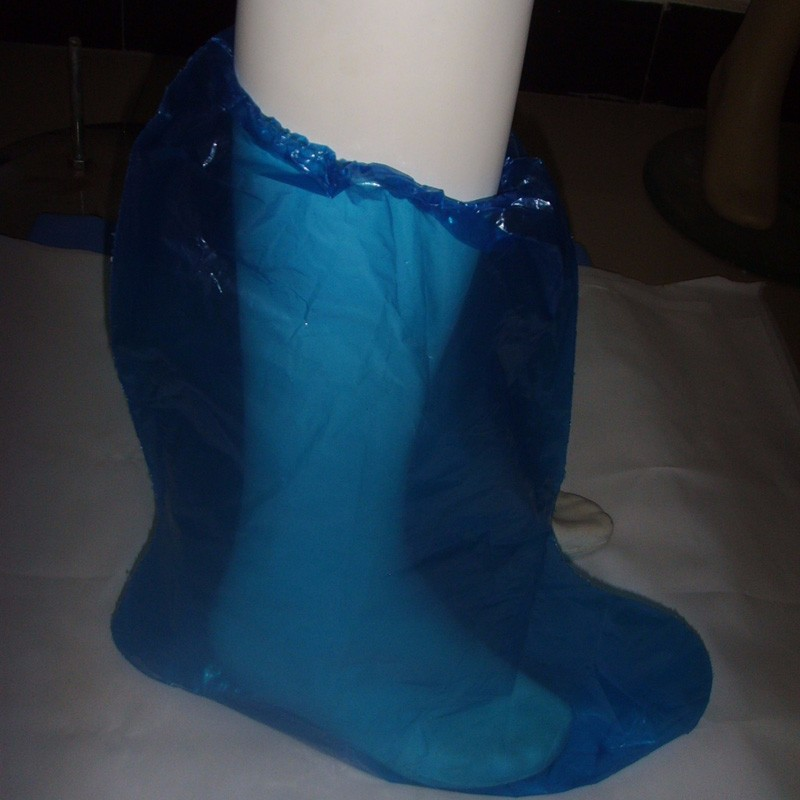 Disposable PE Boot Covers