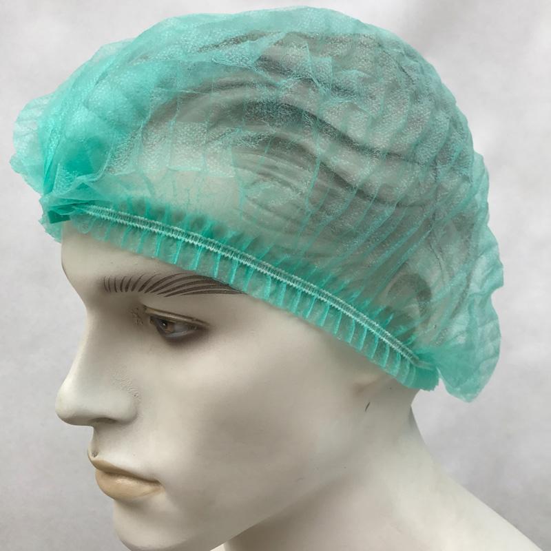 disposable mop cap