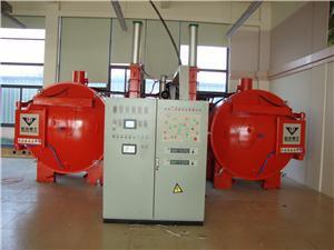 Vacuum thermos cup vacuum brazing furnace