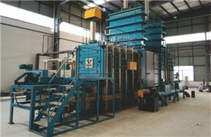 Multi Chamber Vacuum Continuous Heat Treatment Furnace