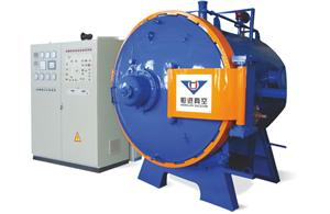 High Pressure Gas Quenching Furnace