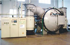 High Temperture High Vcuum Brazing Furnace