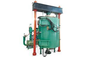 Induction Heating Vacuum Hot Pressing Sintering Furnace