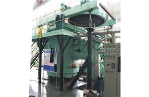 Periodic Induction Furnace