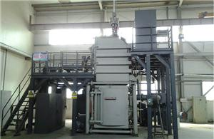 Vacuum Solidification Furnace