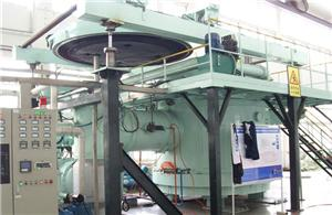 Semi Continuous Vacuum Induction Melting Furnace