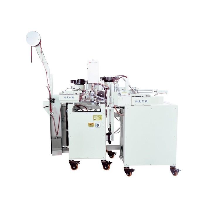 HS-600U Full Automatic Ultrasonic Shoulder Strap Welding Machine
