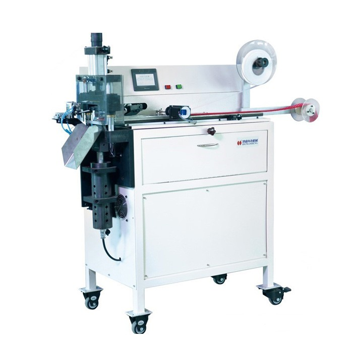 HS-CSB Ultrasonic Hook Tape Cutting Machine