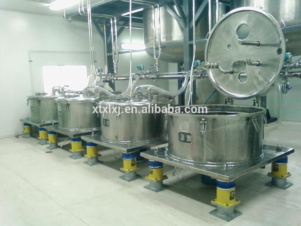 Pharmaceutical Industries Centrifuges