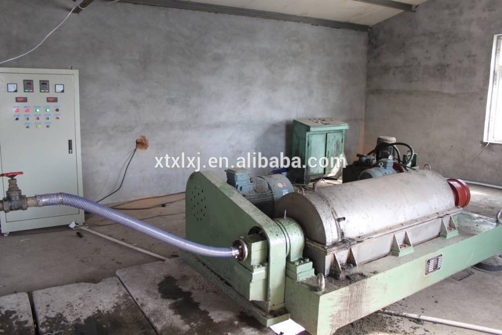 sulphate separating centrifuge